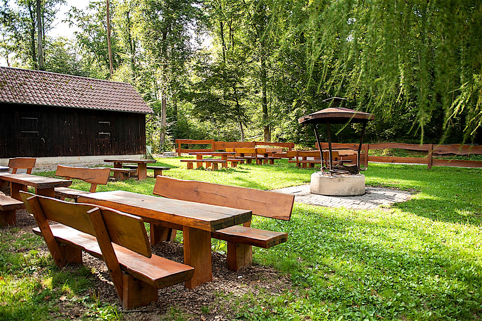 Gemeinde Weissach: Grill & Spielplätze